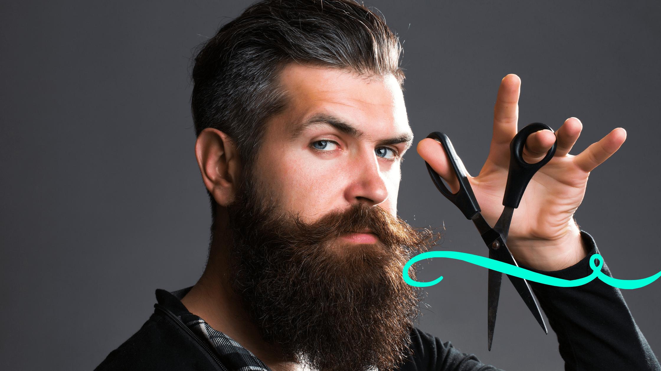 5 tips para cuidar tu barba
